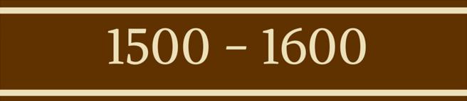 1500-1600