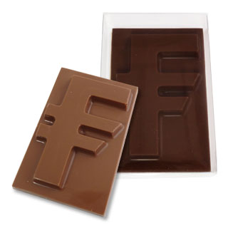 Custom made Chocolade Fidelity