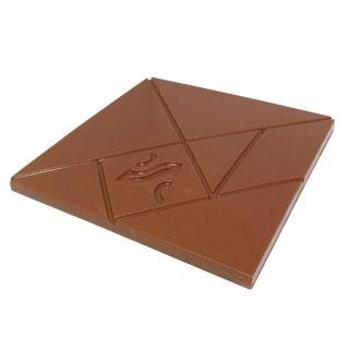 Chocolade Tangram