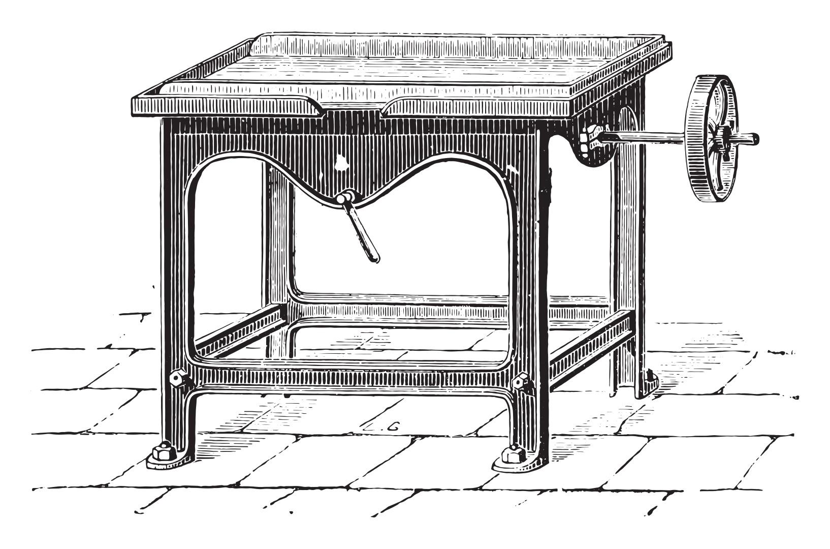1780 – Chocolade uit een machine