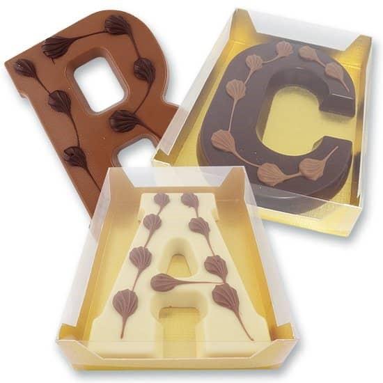 1899 – Chocoladeletter