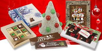 Chocolade Kerstgeschenken