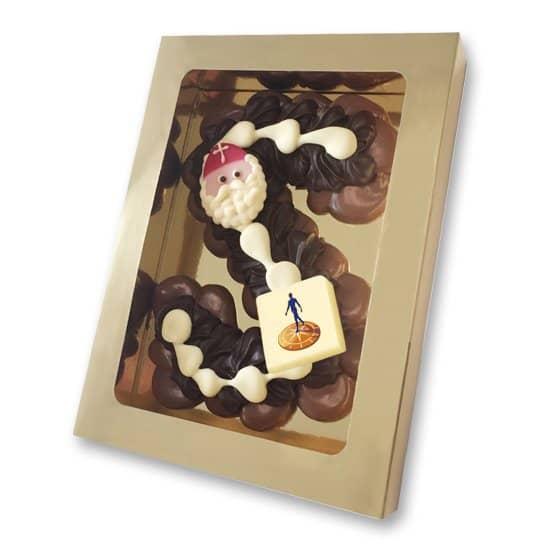 Logo chocoladeletter