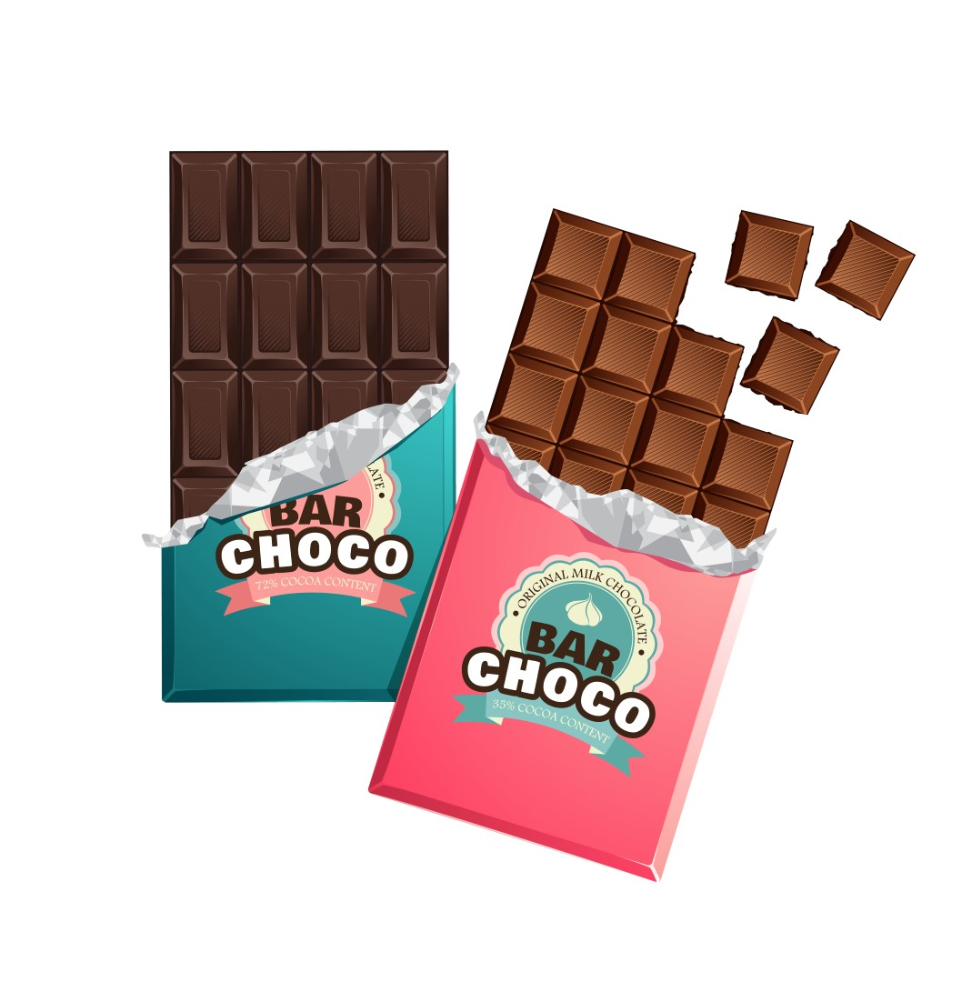 1875 – Melkchocolade