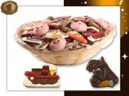 Assorti 1 KG  Sinterklaas chocolades