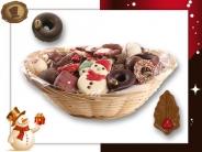 Assorti 1 KG Kerstchocolade