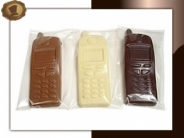 Chocolade mobiele telefoon