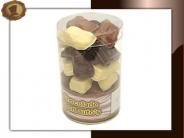 Koker Chocolade auto's (groot)