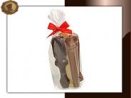 Chocolade Gereedschap zakje 120 gram