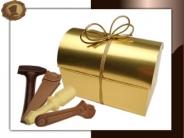 Chocolade Gereedschap in Schatkist 270 gram