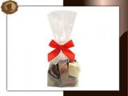 Chocolade Lippen zakje 100 gram