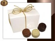 Choco Apenstaartjes  Ballotin (klein)