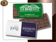 Chocoladereep (mini) los