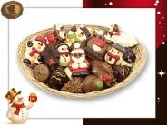 Assorti 750 gram Kerstchocolade