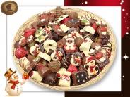 Assorti 3 KG Kerstchocolade