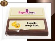 Chocolade *BLOKKEN*<br/> per 2 stuks