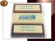 Chocolade *BLOKKEN*<br/> per 3 stuks