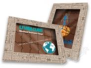 Chocolade Puzzel <br>met uw bedrukking