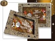 Sinterklaas Puzzel  met uw logo