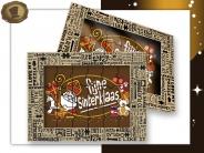 Sinterklaas Puzzel  Fijne Sinterklaas