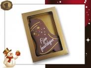 Chocolade Kerstklok <br/>standaard