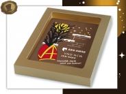 Sinterklaaskaart tablet  met uw logo