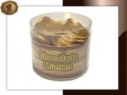 Chocolade munten Koker (klein)