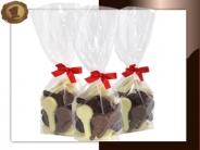 Chocolade Sleutels Per 250 gram verpakt