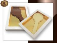 Chocolade sleutel 19,5 cm / 90 gr