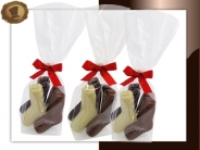 Chocolade Sokken  Per 100 gram