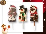 Kerstbeer - Sneeuwpop - Kerstman