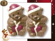Chocolade Kerst Beertje
