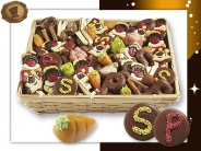 Assorti 2,5 KG  Chocolade & Marsepein