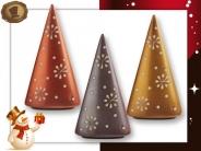 Chocolade Kerstboom picasso