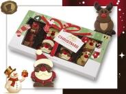 Elanden & Santa's