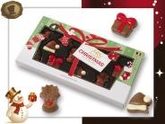 12 Kerstfiguurtjes