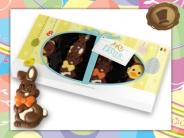 4x Happy Ducks  4x Happy Bunnies