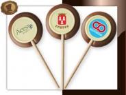 LL001 - Chocolade logo lollie