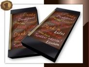 Chocoladekaart / tablet <br/>Bedankt