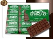 Chocoladereep (mini)  Per 20 stuks (2x10)