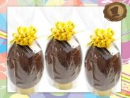 Chocolade Paasei  300 gram - 18,6 cm