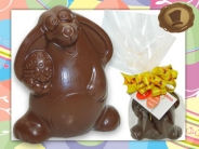 Chocolade  Hangoorkonijn