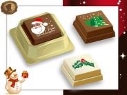 Premium Kerst Pralines <br/>per stuk